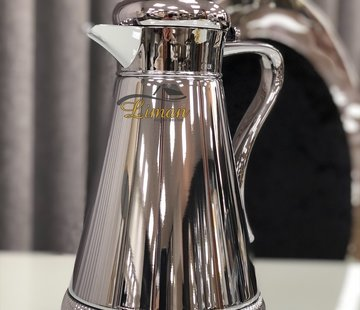 Thermoskanne Silber 1 Liter