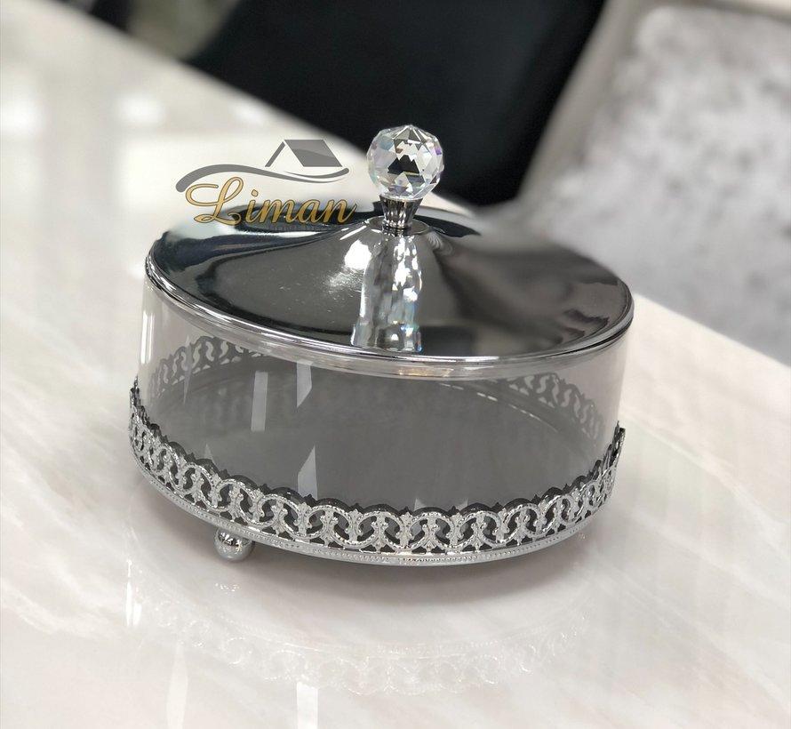 Kronos Bonbonniere Zilver