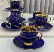 ACR Acr Morpheus Espresso set 12-Delig | 6-Persoons Blauw