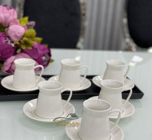 acr Acr Linda Espresso set 12-Delig | 6-Persoons