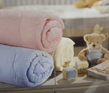 Bambini Baby Deken Blauw 100 x 120 cm