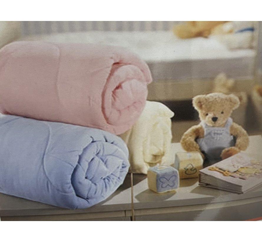 Bambini Baby Deken Roze 100 x 120 cm