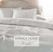 KARACA HOME Karaca Home Luxe Gonca Ekru Bedspreiset 6 Delig