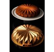ACR ACR Motto Döküm Kek Kalıbı Gold