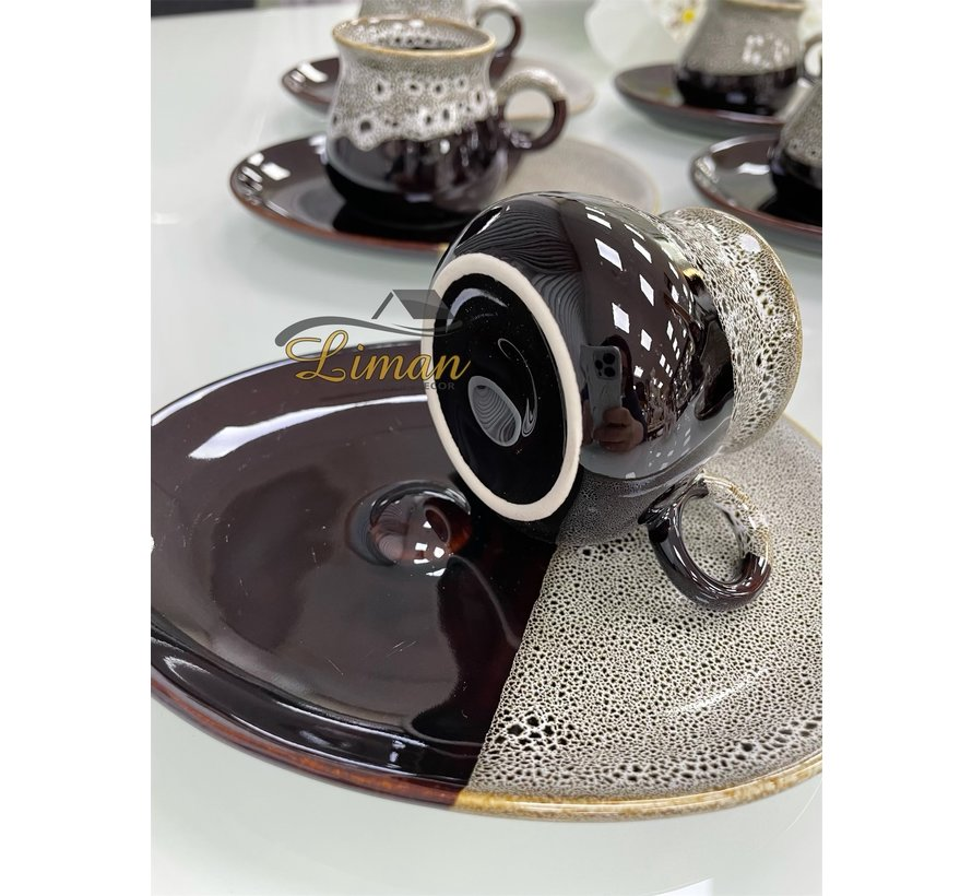 ACR Color Espressoset 12 DLG