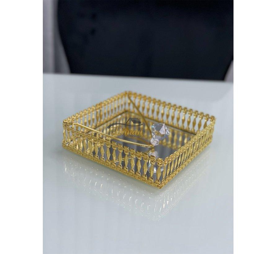 Aras Servethouder Gold