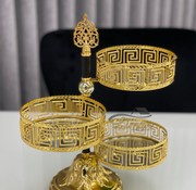 Roland Athena 3 laags Bonbonniere Gold