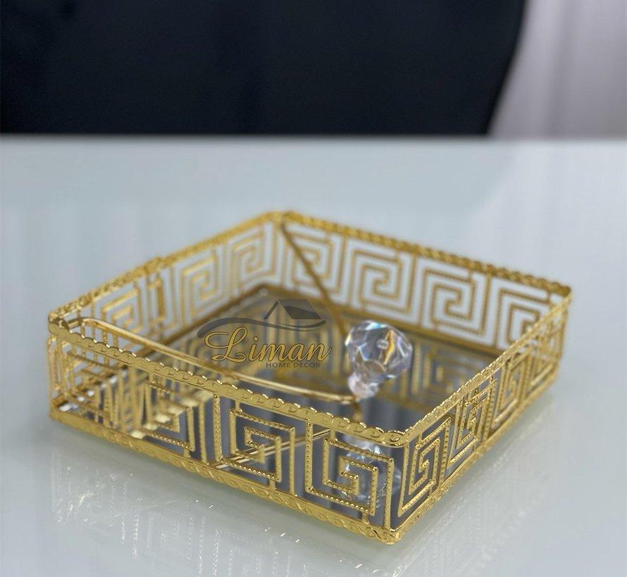 Athena Servethouder Gold