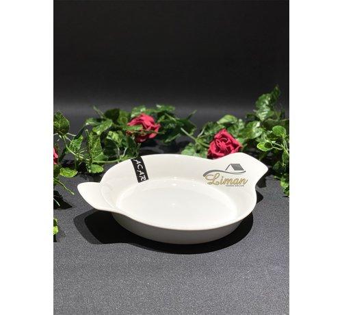 ACR ACR Bianco Perla Omelet schaal 27 Cm