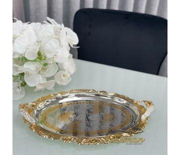 FUGURATO Fugurato Dienblad Zilver - Gold