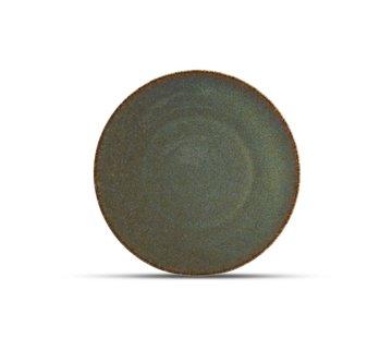 ATS Cirro Teller flach 21cm grün