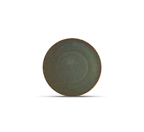 BonBistro Cirro Plat bord 21cm groen