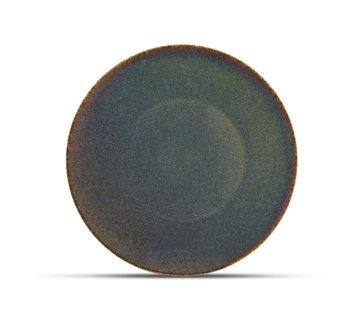 ATS Cirro Teller flach 27cm grün