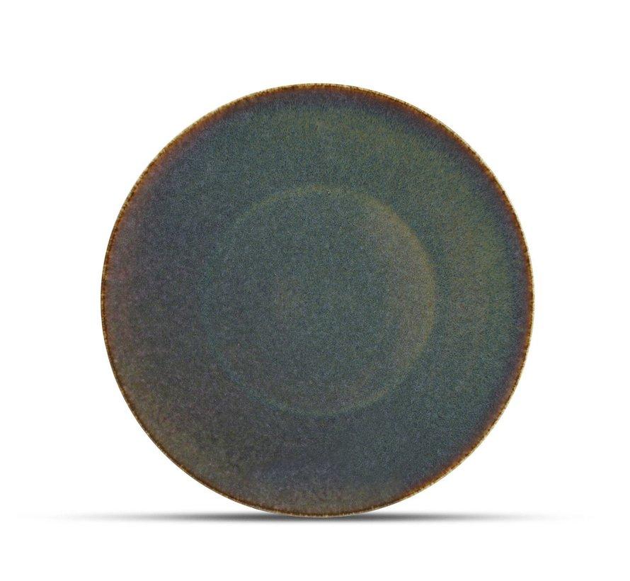 Cirro Plat bord 27cm groen