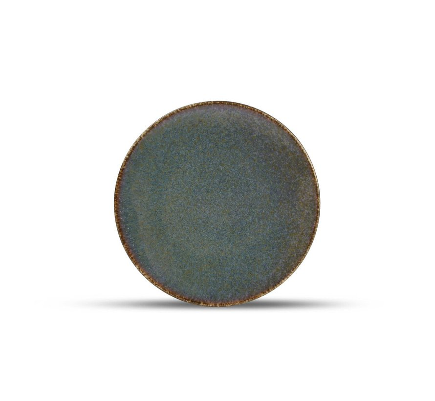 Cirro Plat bord 16cm groen