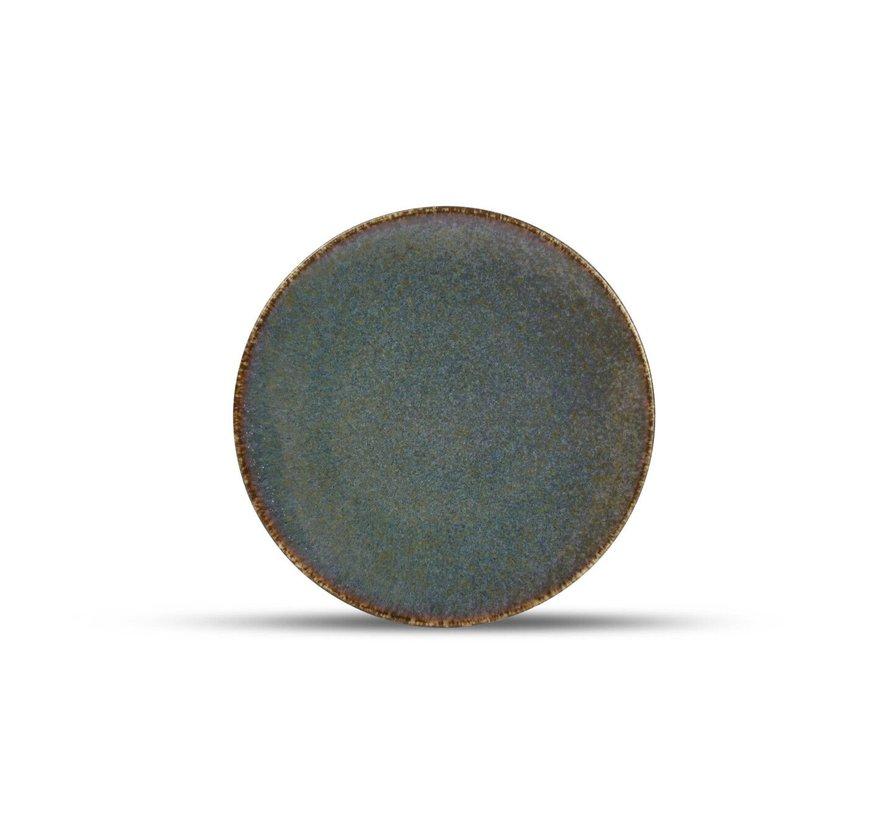 Cirro Teller flach 16cm grün