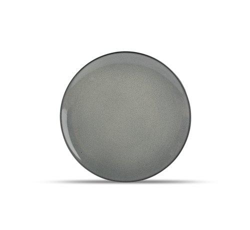 BonBistro Ash Plat bord 27cm grijs