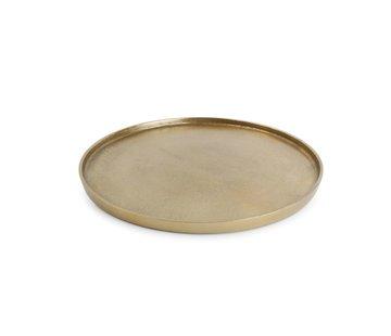 S P Collection Palace Sierschaal 37xH1,5cm goud