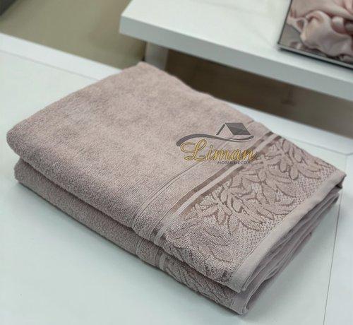 IPEKCE Ipekce Glory Handdoek 90 x 150 Cm Bruin