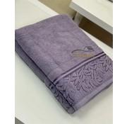IPEKCE Ipekce Glory Handdoek 90 x 150 Cm Paars