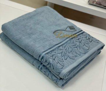 IPEKCE Ipekce Glory Handdoek 90 x 150 Cm Blauw