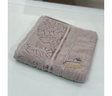 IPEKCE Ipekce Glory Handdoek 50 x 90 Cm Bruin