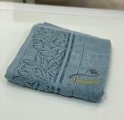 IPEKCE Ipekce Glory Handdoek 50 x 90 Cm Blauw