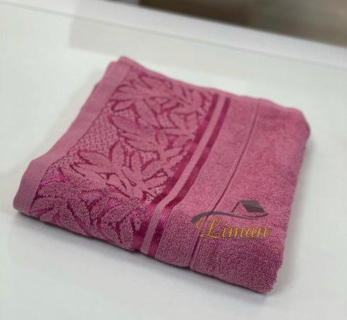 IPEKCE Ipekce Glory Handdoek 50 x 90 Cm Roze