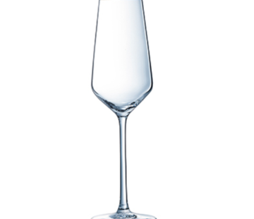 COSY Cosy 4 delig Champagneglazen Met Glazen Rand 21 CL