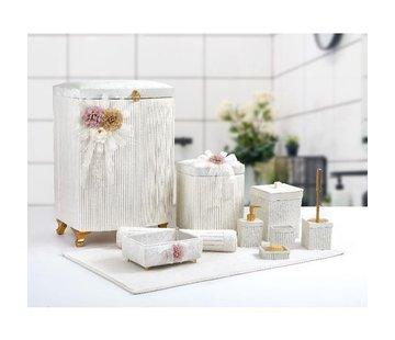 Pileli 10 Delig Wasmandset + Badset Cream