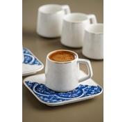 ACR Acr Marrakesh Vintage Espresso set 12 Delig