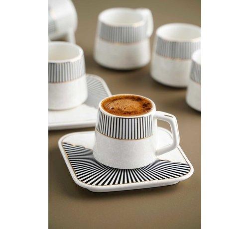 ACR Acr Marrakesh Espresso set 12 Delig