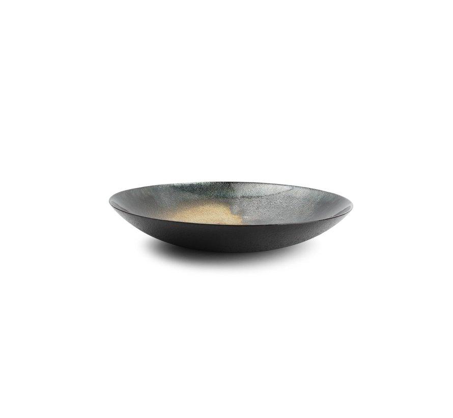 Cosmo Sierschaal 33xH6cm zwart