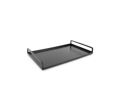 S|P Collection Digna Dienblad 33x20xH4cm zwart
