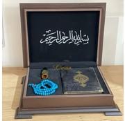 4 Delig Koran Set Met Houten Doos