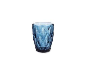 ATS Okta Glas 24cl blau Set/6