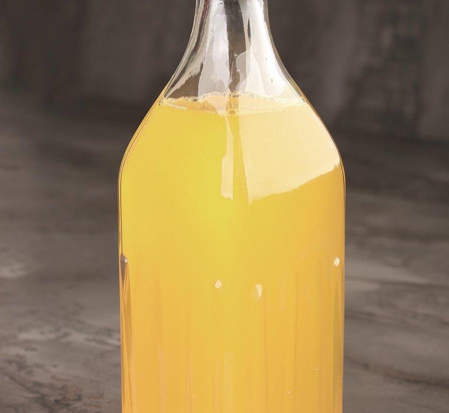 ACR Karaaf Met Metalen Deksel 1 Liter