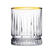 PASABAHCE Pasabahce Elysia Gold Touch Limonade Glazen 4 Delig 355cc