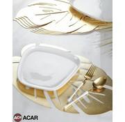 ACR ACR Placemat Goud 6 Dlg