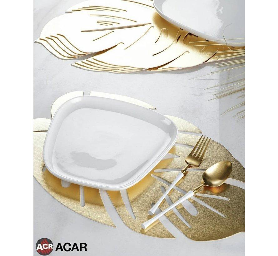 ACR Placemat Goud 6 Dlg