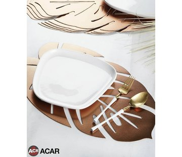ACR ACR Placemat Rosegold 6 Dlg