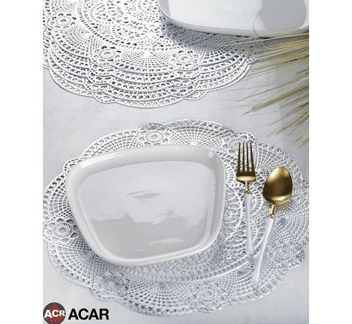 ACR ACR Placemat Zilver 6 Dlg