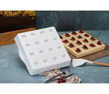 TAC Tac Brownie Granit Cakevorm 29cm