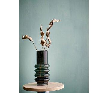 S|P Collection Bold Vase 15xH36cm black