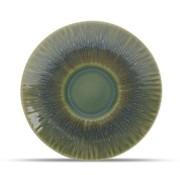 S & P Ona Luce Teller flach 27cm grün