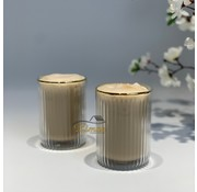 S|P Collection Rome Cup 28cl double wall - set/2
