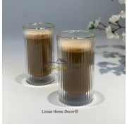 S|P Collection Rome Cup 37,5cl double wall - set/2