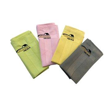 LIMAN Liman®  Microfiber reiniging doekjes (4 stuks)