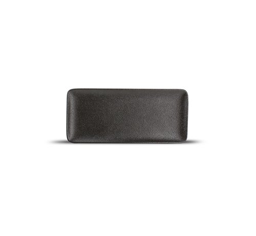 F2D Dusk Plat bord 22x10cm black