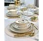Bricard Porcelain Leval 6-Persoons | 25-Delig Serviesset